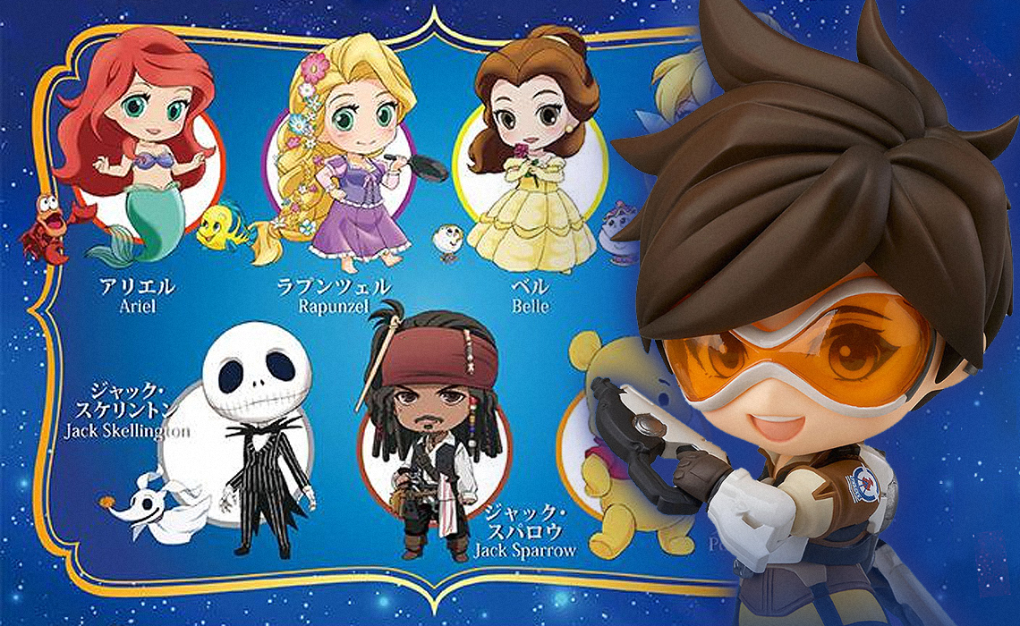 2017 Nendoroid Announcements