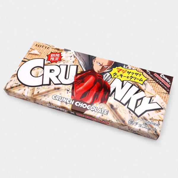 Crunky One Punch Man - Saitama