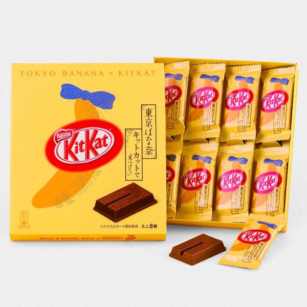 Tokyo Banana Kit Kat