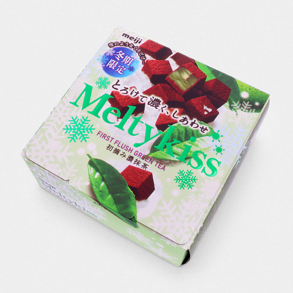 Meltykiss – Green Tea Chocolate