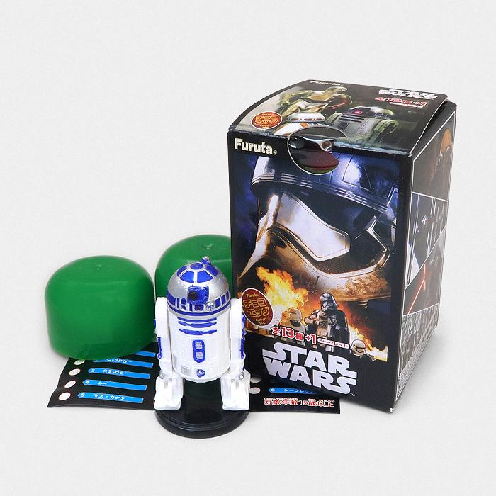 Star Wars: The Last Jedi Chocolate Egg Japan Candy