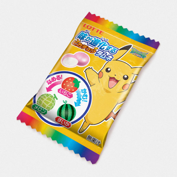 Pokémon Pikachu Evolving Taste Changing Candy