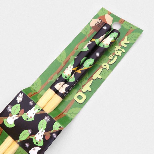 Studio Ghibli Chopsticks - Mini Totoro Green