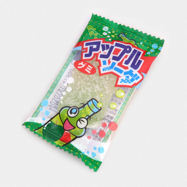 Yaokin Apple Soda Gummy Candy