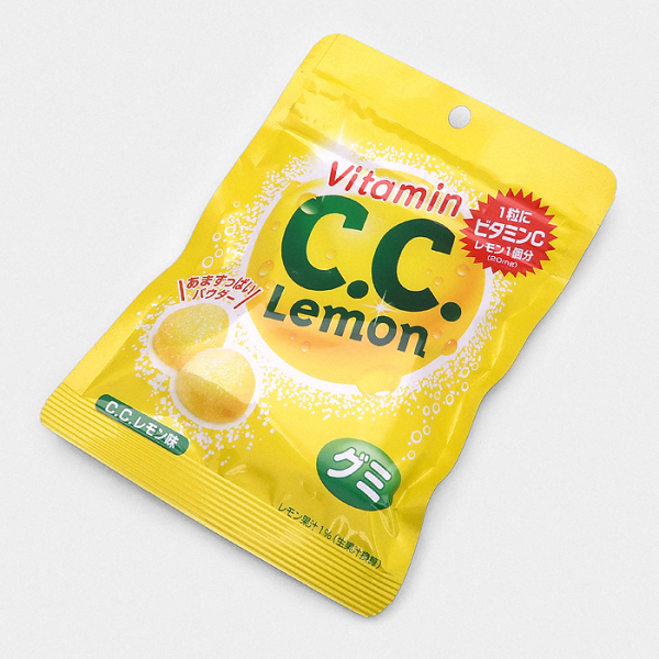C.C. Lemon Gummy Candy
