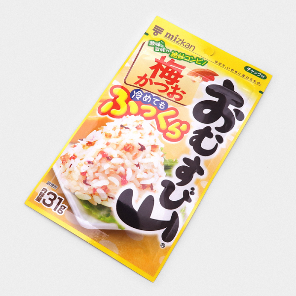 Mizkan Rice Seasoning Plum Bonito