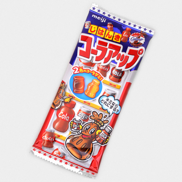 Cola Up - Gummy Candy