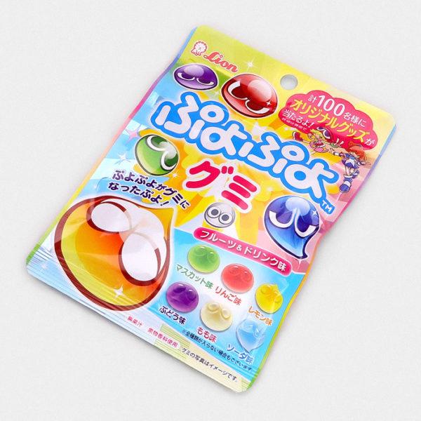 Lion Puyo Puyo Gummy Candy