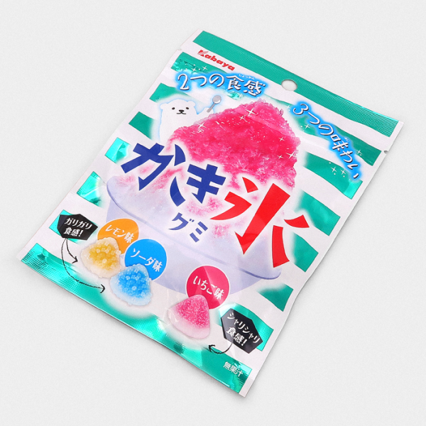 Shaved Ice Kakigori Gummy Candy