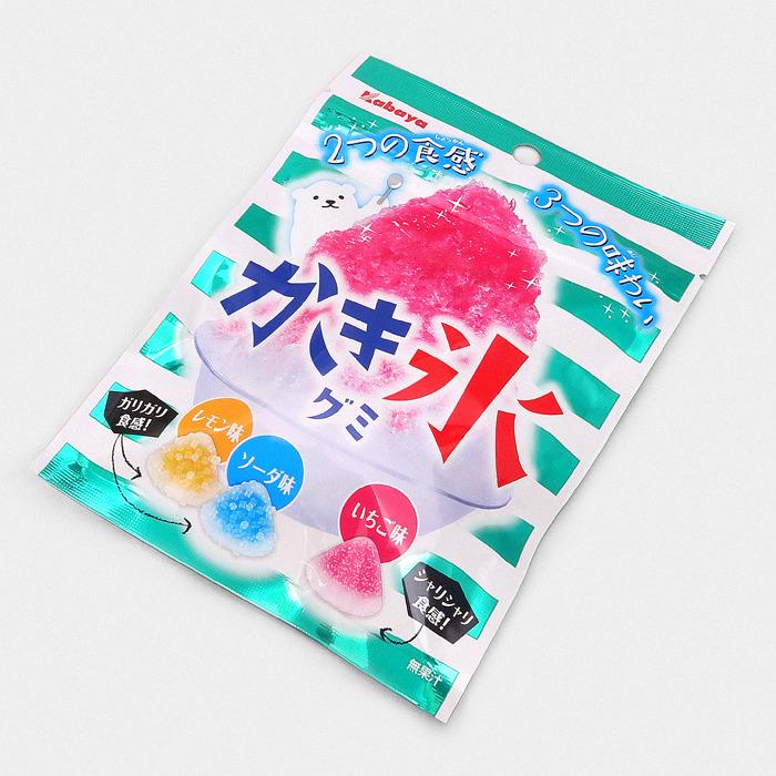 Shaved Ice Kakigori Gummy Candy