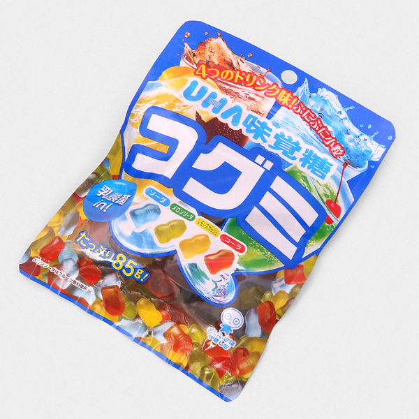 UHA Kogumi 4 Soda Mix Gummy Candy