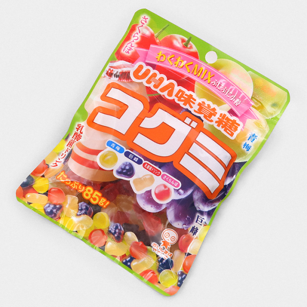 UHA Kogumi Exciting Mix Gummy Candy