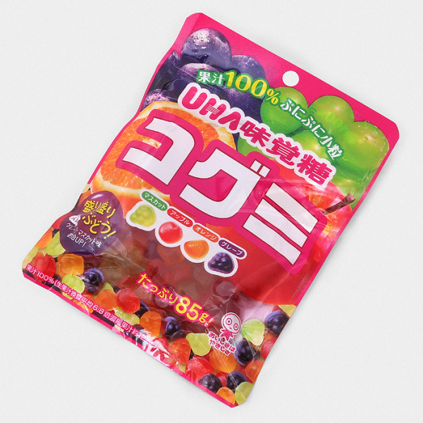 UHA Kogumi Fruit Mix Gummy Candy