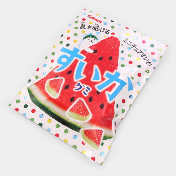 Watermelon Gummy Candy