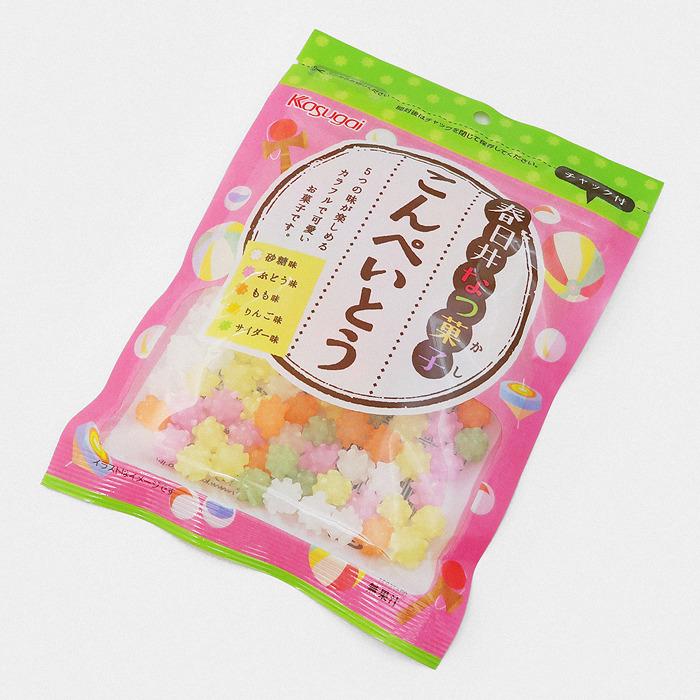 Kasugai Konpeito Colourful Sugar Candy