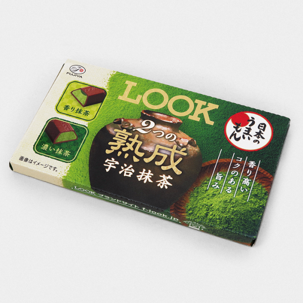 LOOK Chocolate - Double Green Tea Mix