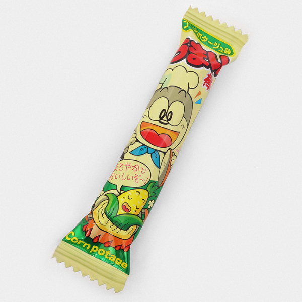Umaibo Puffed Corn Stick - Corn Potage