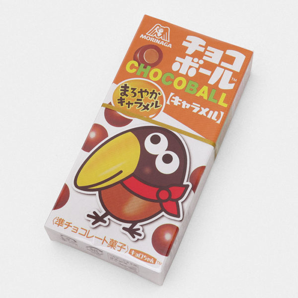 Choco Ball Chocolates - Caramel - Something Japanese