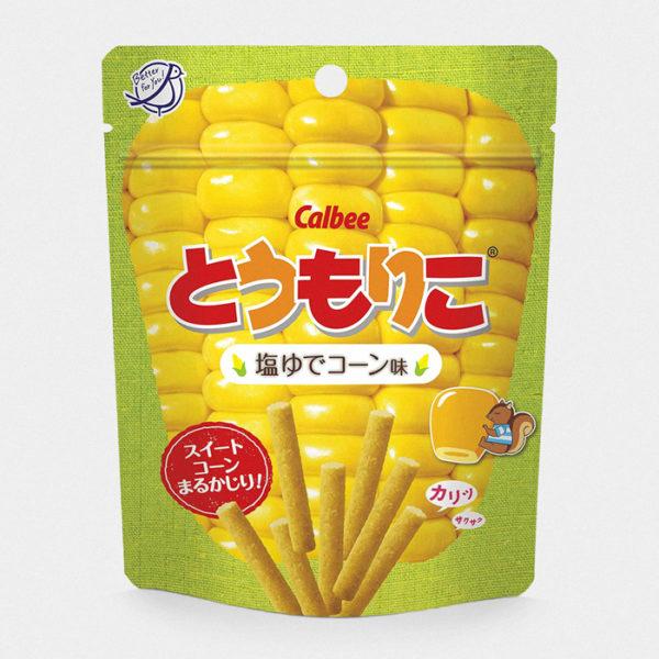Calbee Toumorico Corn Chips