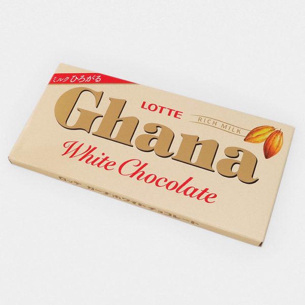 Ghana - White Chocolate Bar
