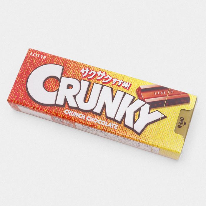 Milk Chocolate Crunky Stick - Something Japanese
