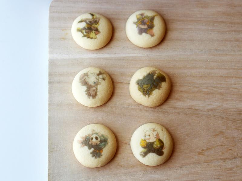 Team Trick Halloween 2018 Pokémon Center Cookies
