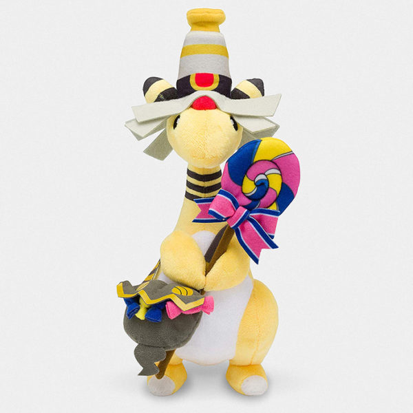 Pokémon Halloween Trick or Treat Ampharos Plush