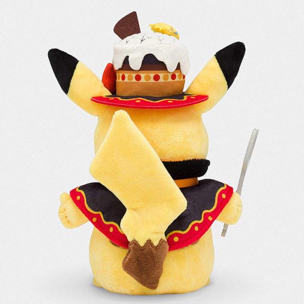 Pokémon Halloween Trick or Treat Pikachu Plush