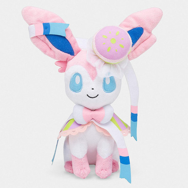 Pokémon Halloween Trick or Treat Sylveon Plush