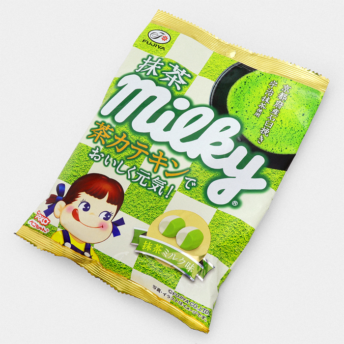 Milky Candy Green Tea Milk