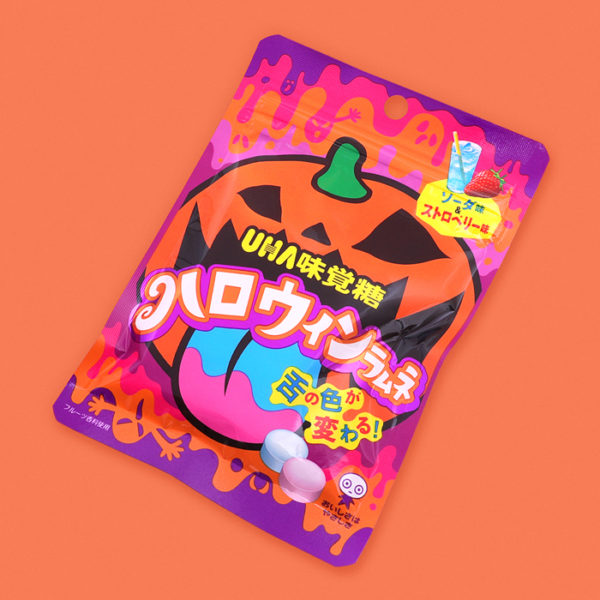 Halloween Ramune Soda Candy