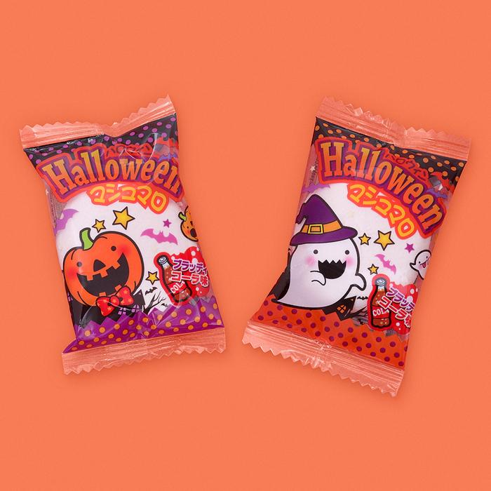 Halloween Marshmallow Candy
