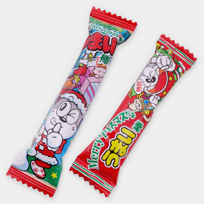 Umaibo Puffed Corn Stick – Christmas Set