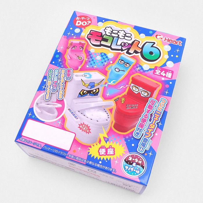 DIY Candy Moko Moko Foaming Toilet