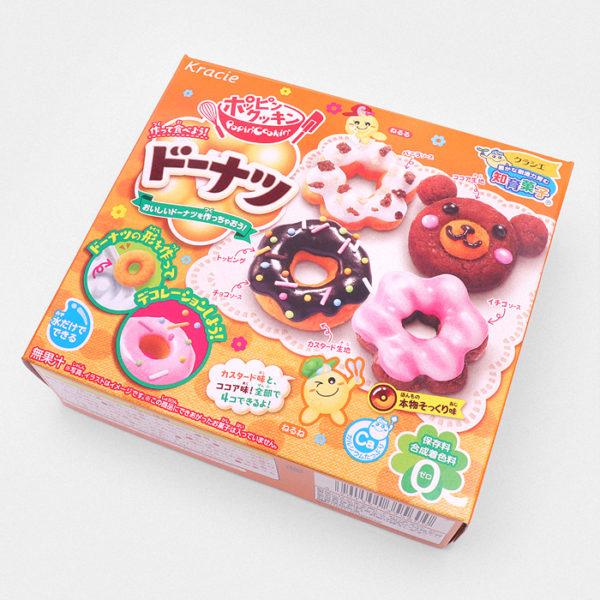 Popin' Cookin' DIY Candy Doughnuts