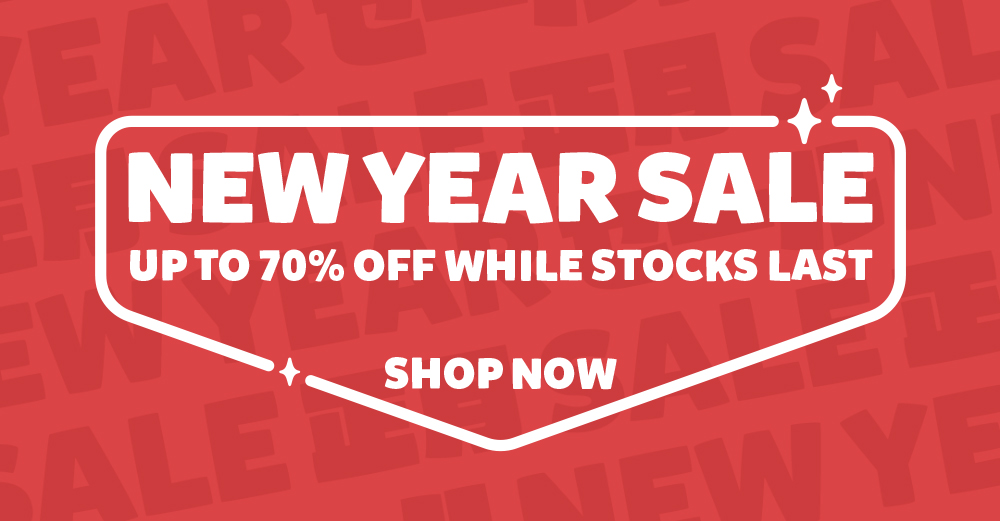 Something Japanese New Year Sale!