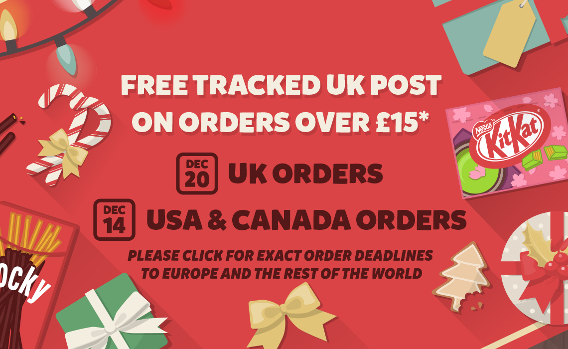 Christmas Deals & Delivery info blog