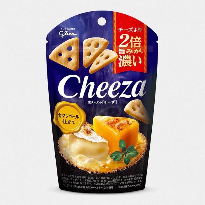 Japanese Cheeza Crackers - Camembert Cheese