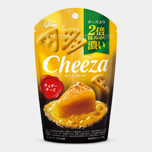 Japanese Cheeza Crackers - Cheddar Cheese