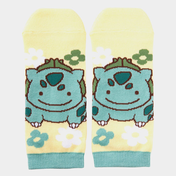 Ditto Bulbasaur Socks