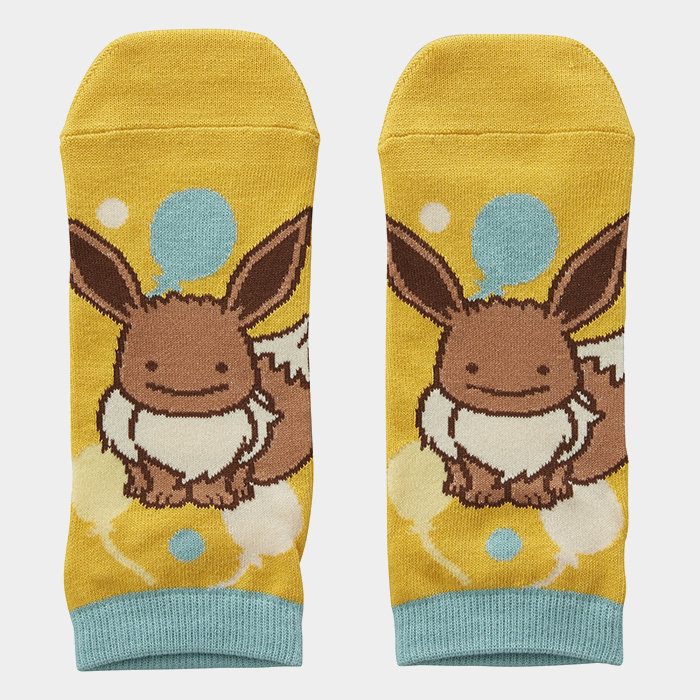 Ditto Eevee Socks