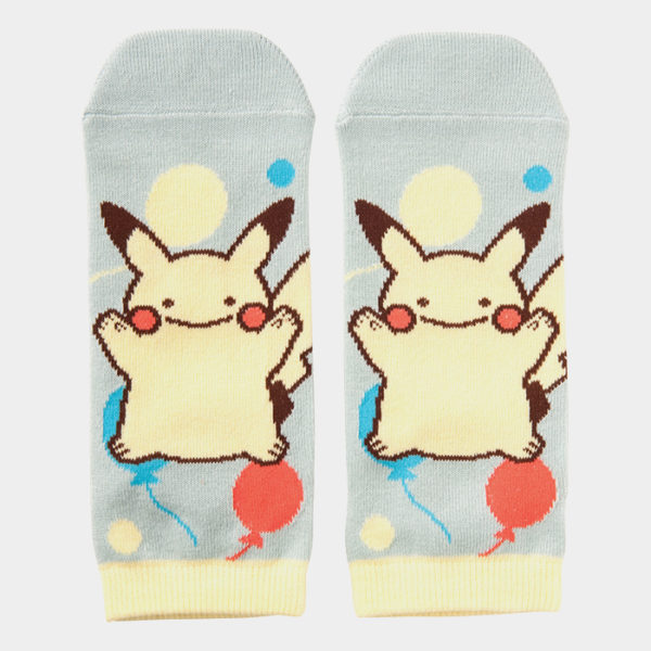 Ditto Pikachu Socks