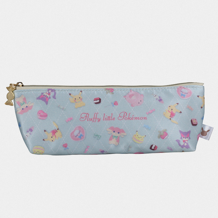 Fluffy Little Pokémon Pencil Case