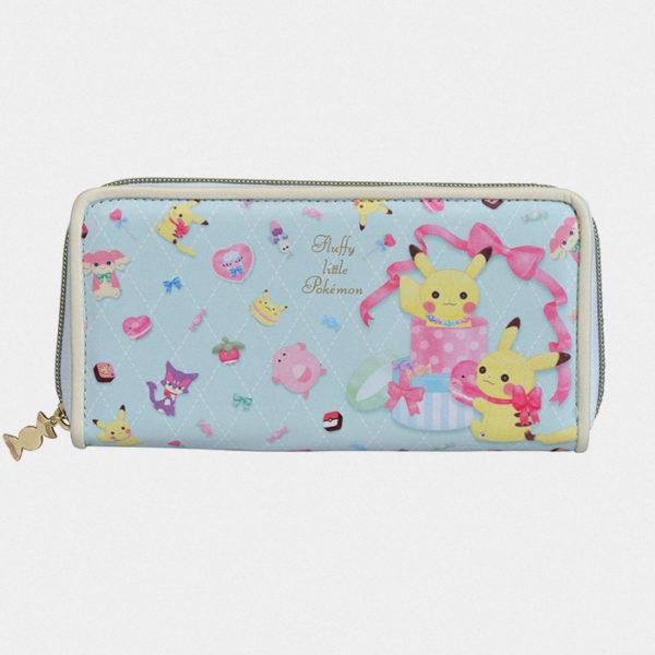 Fluffy Little Pokémon Long Wallet