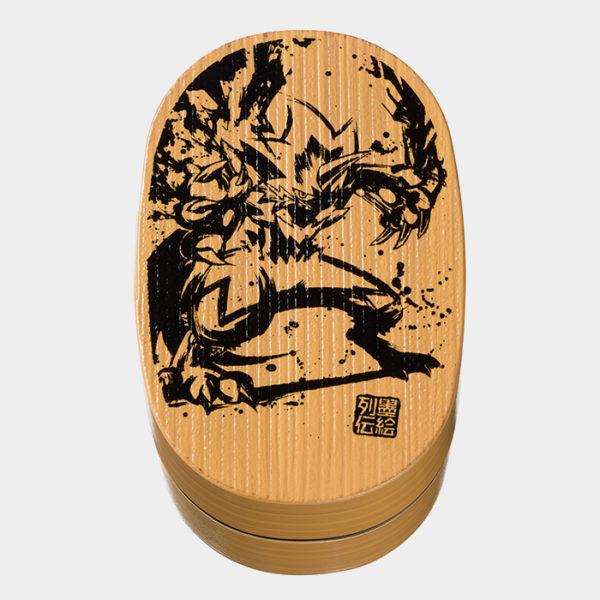 Pokémon Center Sumi-e Zeraora Bento Box