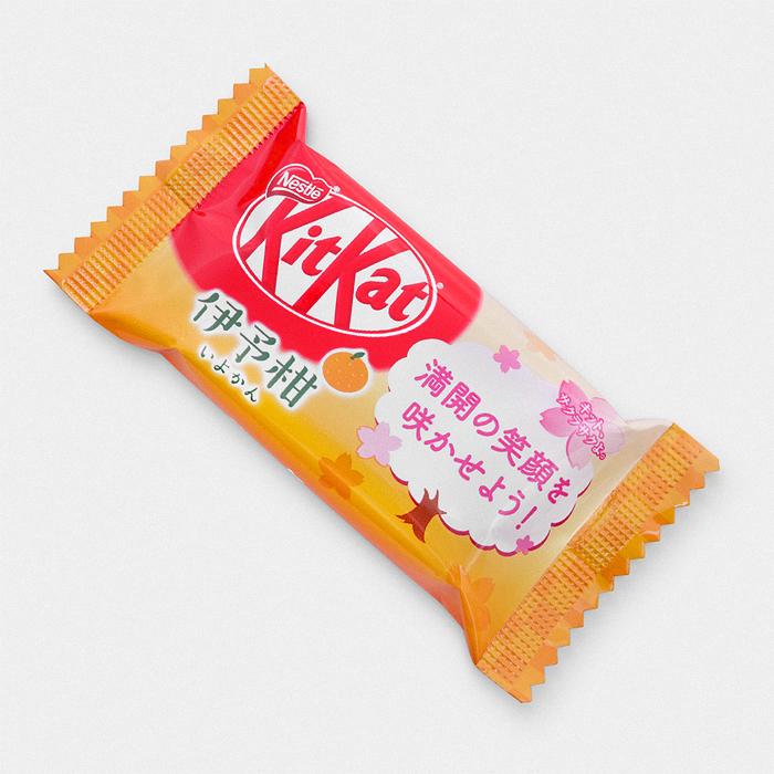 Iyokan Orange Kit Kat
