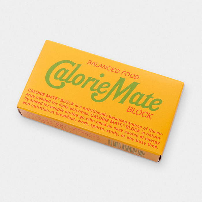 CalorieMate Bar Fruit