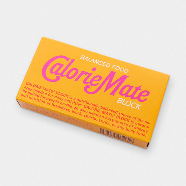 CalorieMate Bar Maple