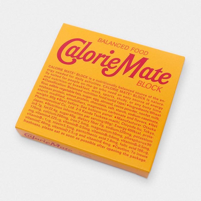 CalorieMate Chocolate