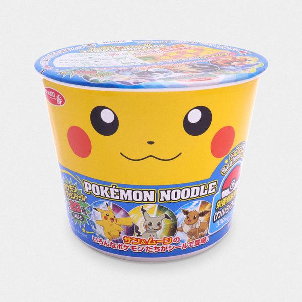 Pokémon Ramen Noodles - Seafood